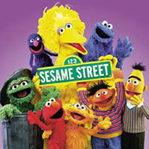 Happy 45th birthday, Sesame Street, and thank you