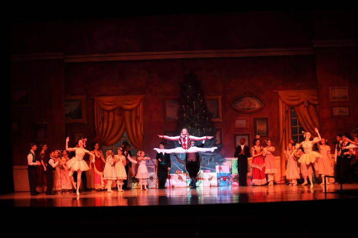 2013 Nutcracker_04 Courtesy of Von Heidecke Chicago Festival Ballet