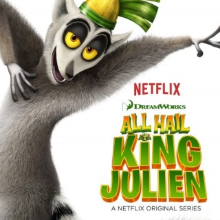 All Hail King Julien Netflix #StreamTeam Giveaway