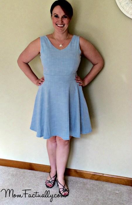 Stitch Fix Review Seneca Dress