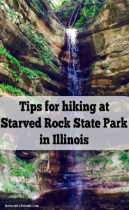 Tips for hiking at Starved Rock State Park IL-2