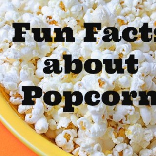 9 fun facts about popcorn and recipe for easy oven caramel corn