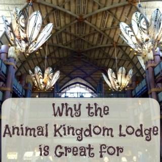 Why Disney's Animal Kingdom Lodge is great for tweens, teens & older kids
