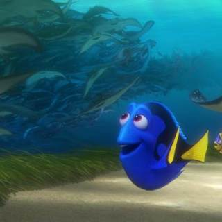 Family review of and fun facts about Finding Dory