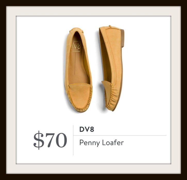 DV8 Penny Loafer Stitch Fix