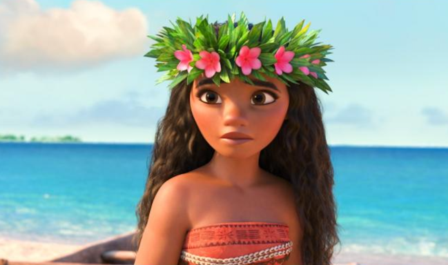 Fun facts about Moana