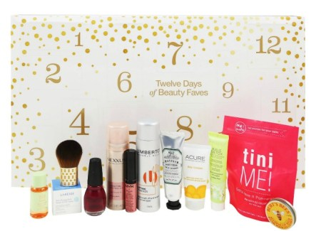 12 days of beauty faves