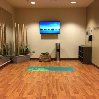 Best kept secret at Midway Airport: The Yoga Room