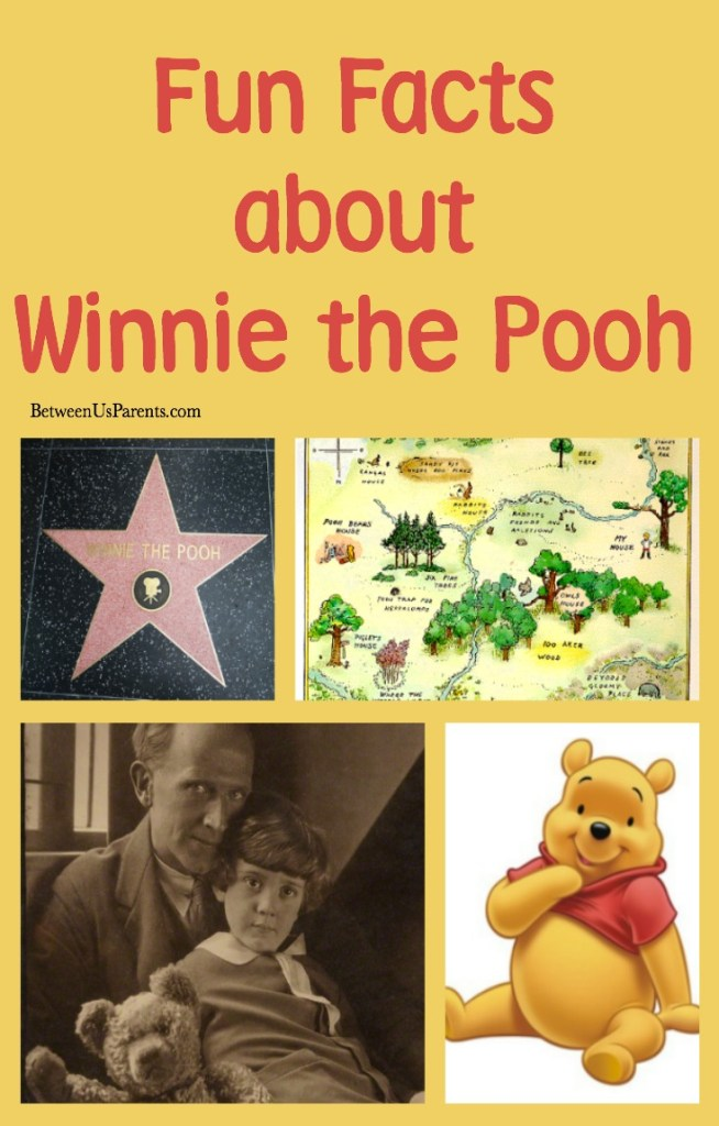 Fun facts about Winnie the Pooh