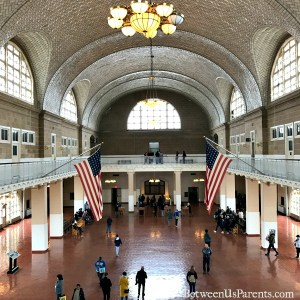Ellis Island Great Hall