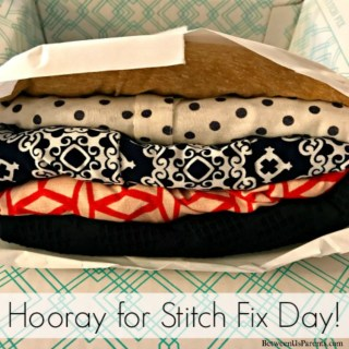 Stitch Fix Review: Bring on summer!