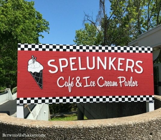 Spelunkers Ice Cream at Mammoth Cave. Get fun facts and tip for visiting this amazing National Park and UNESCO World Heritage site.