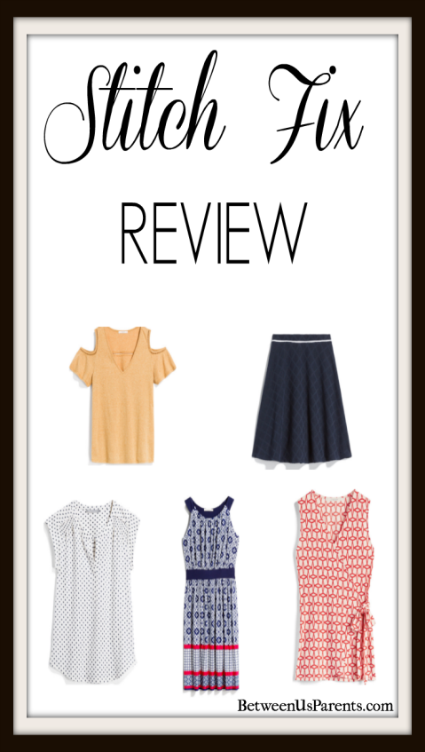 Stitch Fix Review May 2017