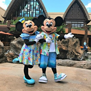 Tips for meeting characters at Disney's Aulani