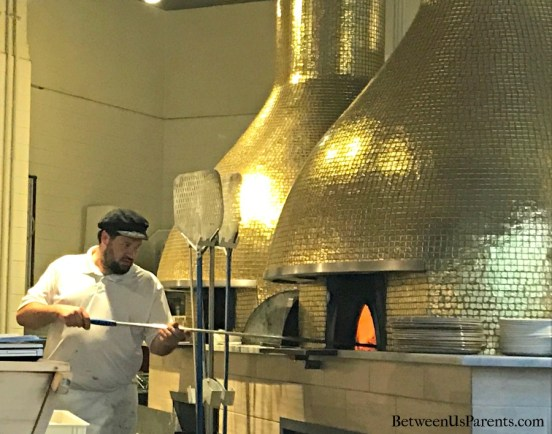 Pizzaiola at Eataly Chicago