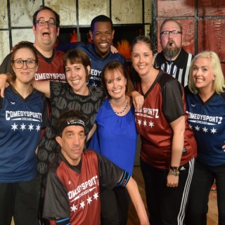 ComedySportz Chicago turns 30: How a night of improv impacted my parenting perspective