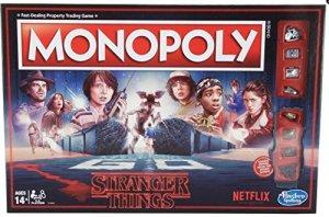 Stranger Things Monopoly Game