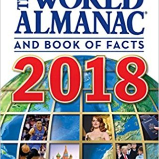 Fans of facts rejoice! The World Almanac® and Book of Facts 2018 is here