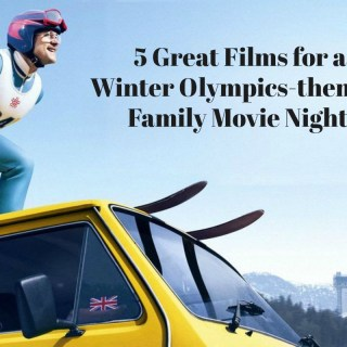 5 films for a Winter Olympics-themed family movie night