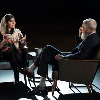 """Why teens should watch Malala on """"My Next Guest Needs No Introduction"""" with David Letterman"""