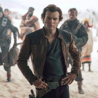 Check out the new trailer and poster for Solo: A Star Wars Story