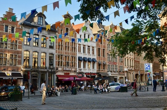 Belgium is the perfect family vacation destination in Europe