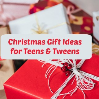Top gift ideas for teens & tweens
