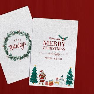 5 things my teen can learn from me sending Christmas cards
