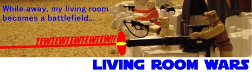 Phil Custodio's Living Room Wars webcomic