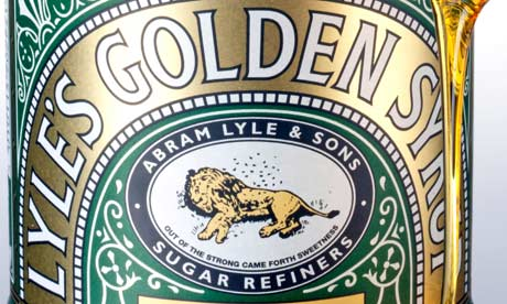 lyles golden syrup dead lion?
