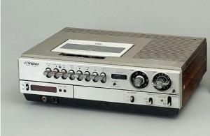 1970s jvc vcr