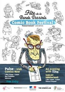 bande dessine comic festival