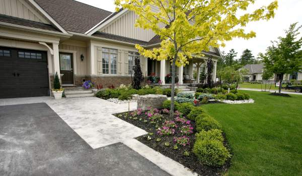 front yards betz pools