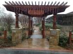 Prayer Garden Entrance