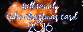 2016 Video Christmas Card