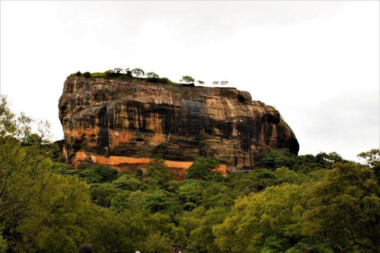 Sigiriya Rock, best places to visit in Sri Lanka