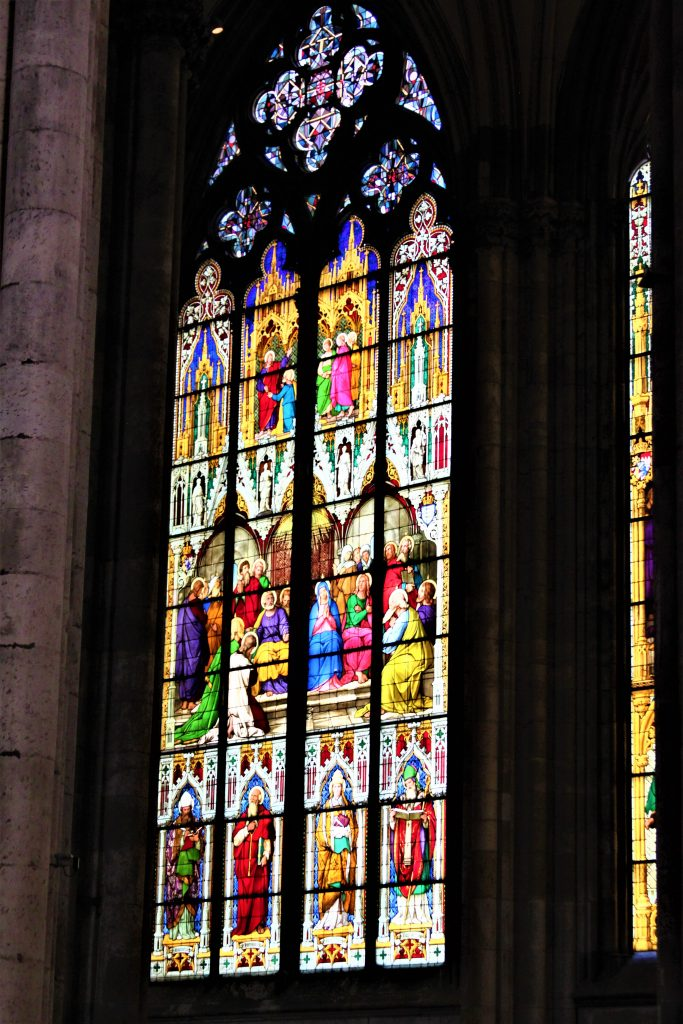 Cathedral in Cologne Germany