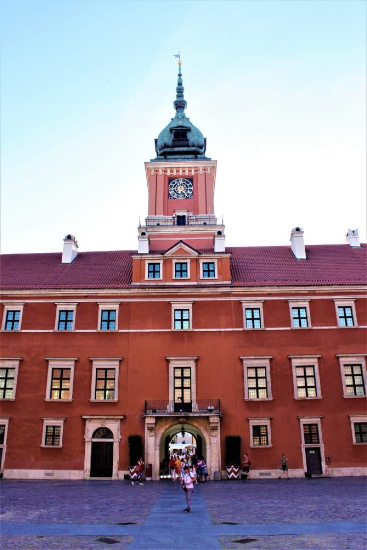 The Royal Castle - Things to do in Warsaw