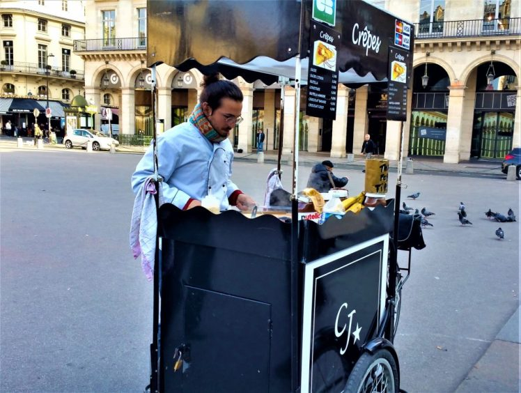 eating delicious crepes are just some of the things to do in Paris: Ultimate guide