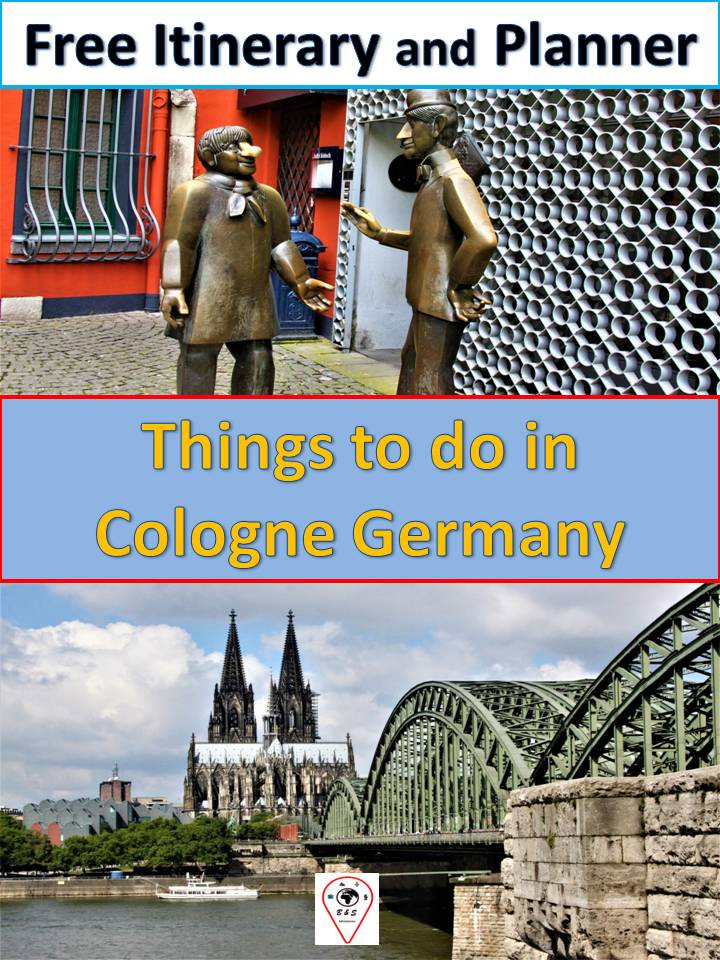 Things to do in Cologne Germany