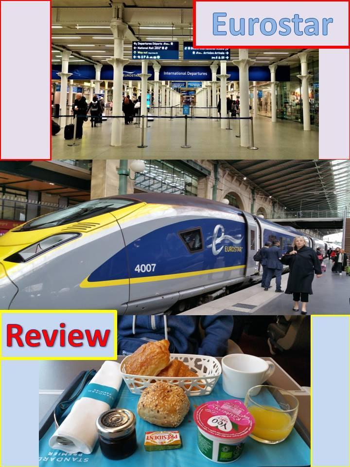 Eurostar Review