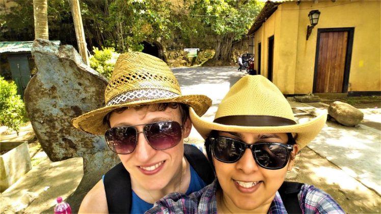 Bev & Shams Adventures in Galle