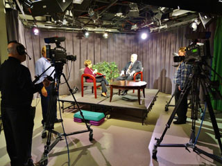 Cathy Yaffa interviews new Beverly School Superintendent Dr. Steven Hiersche