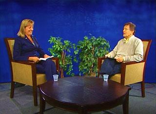 Walt Kosmowski interviews State senator Joan Lovely