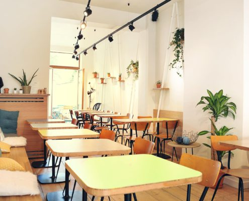 restaurants végans à bruxelles ami