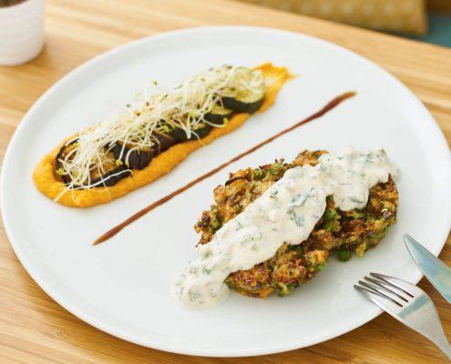 vegan restaurant brussel ami2