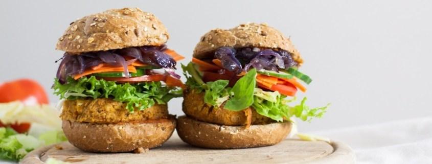 vegan burger day