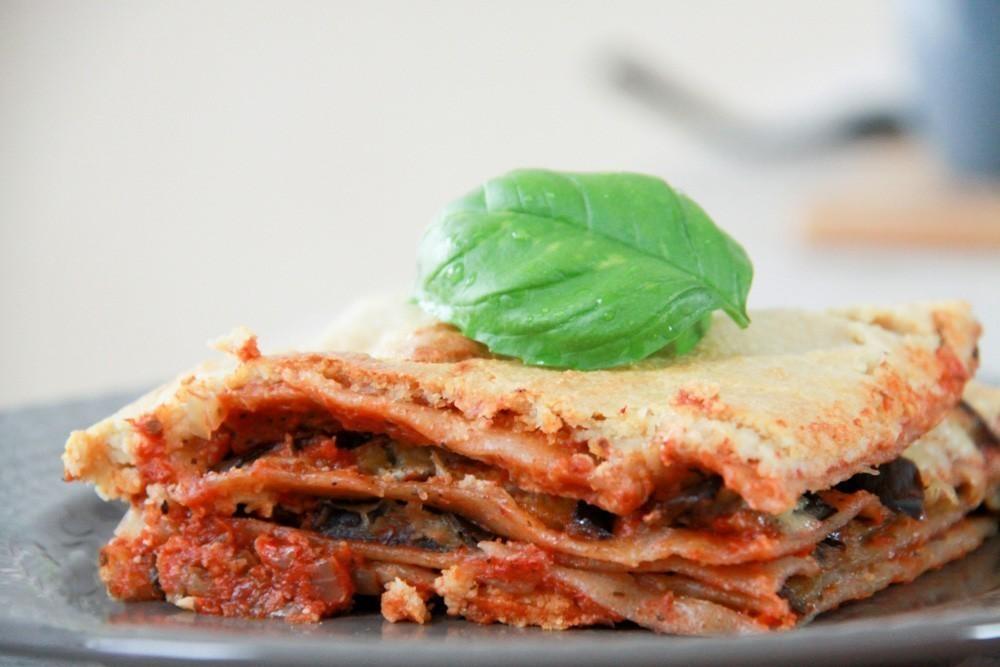 recette lasagne végétalienne
