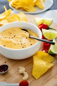 recette de fromage végane