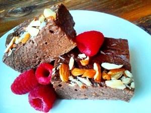 recette vegetalienne brownies